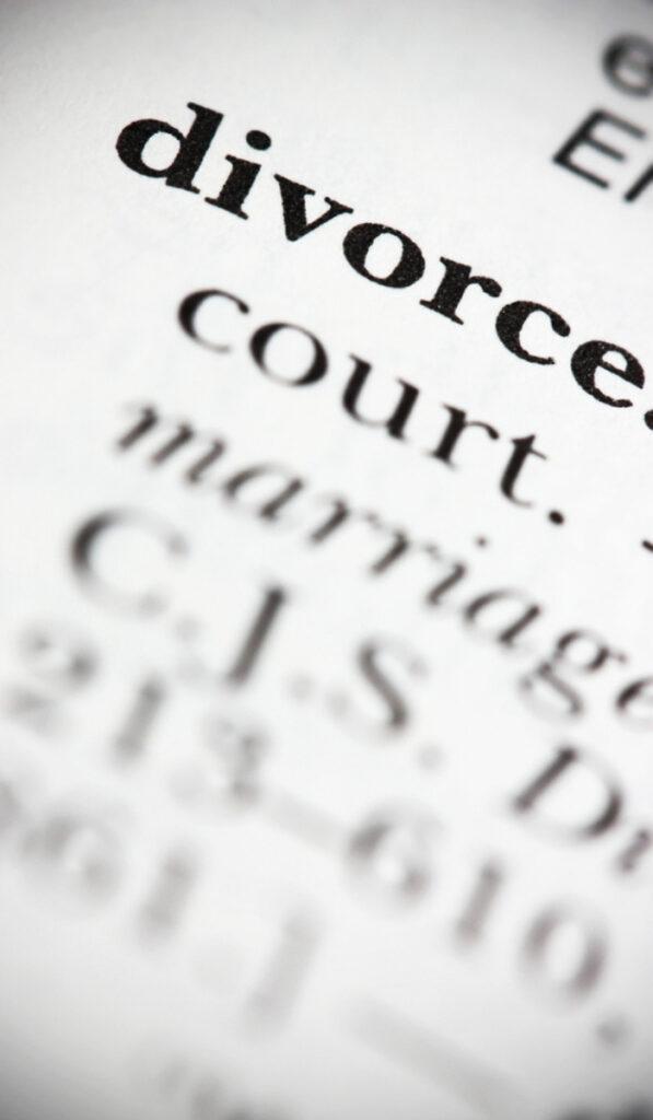 Divorce Or Separation In Hertfordshire